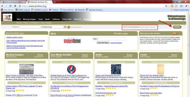 Index of site